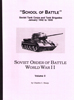 Soviet Order of Battle World War II Volume II, Sharp